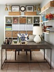 Select a desk that will most comfortably support the type of work that you do