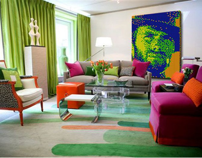 Adding Pop Art To Your Interiors Revmodern