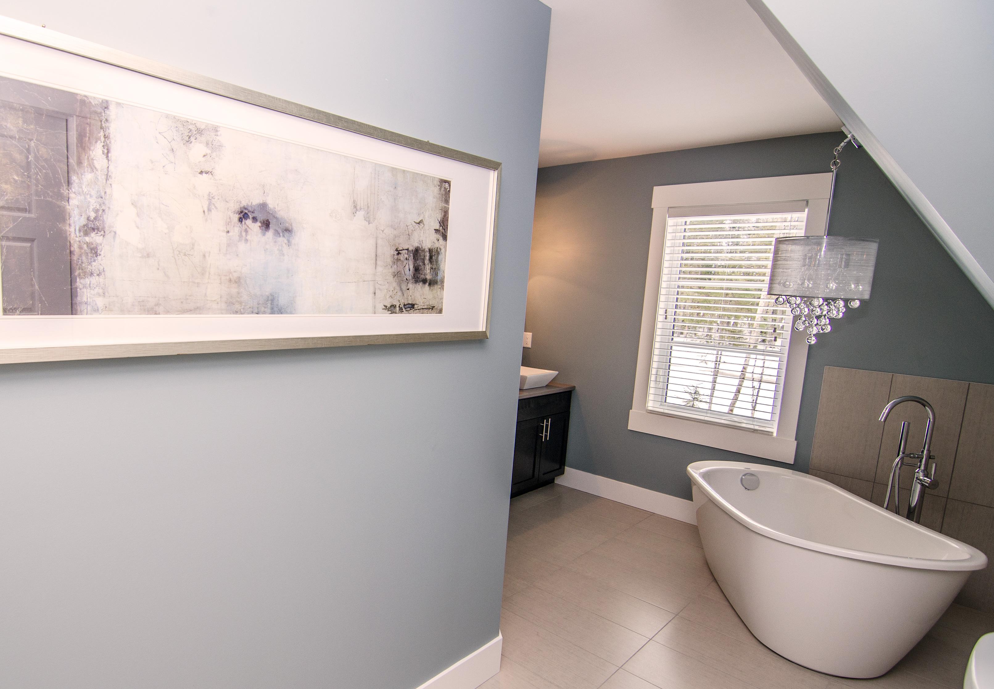 ensuite bathroom by reimagine designs reimagine