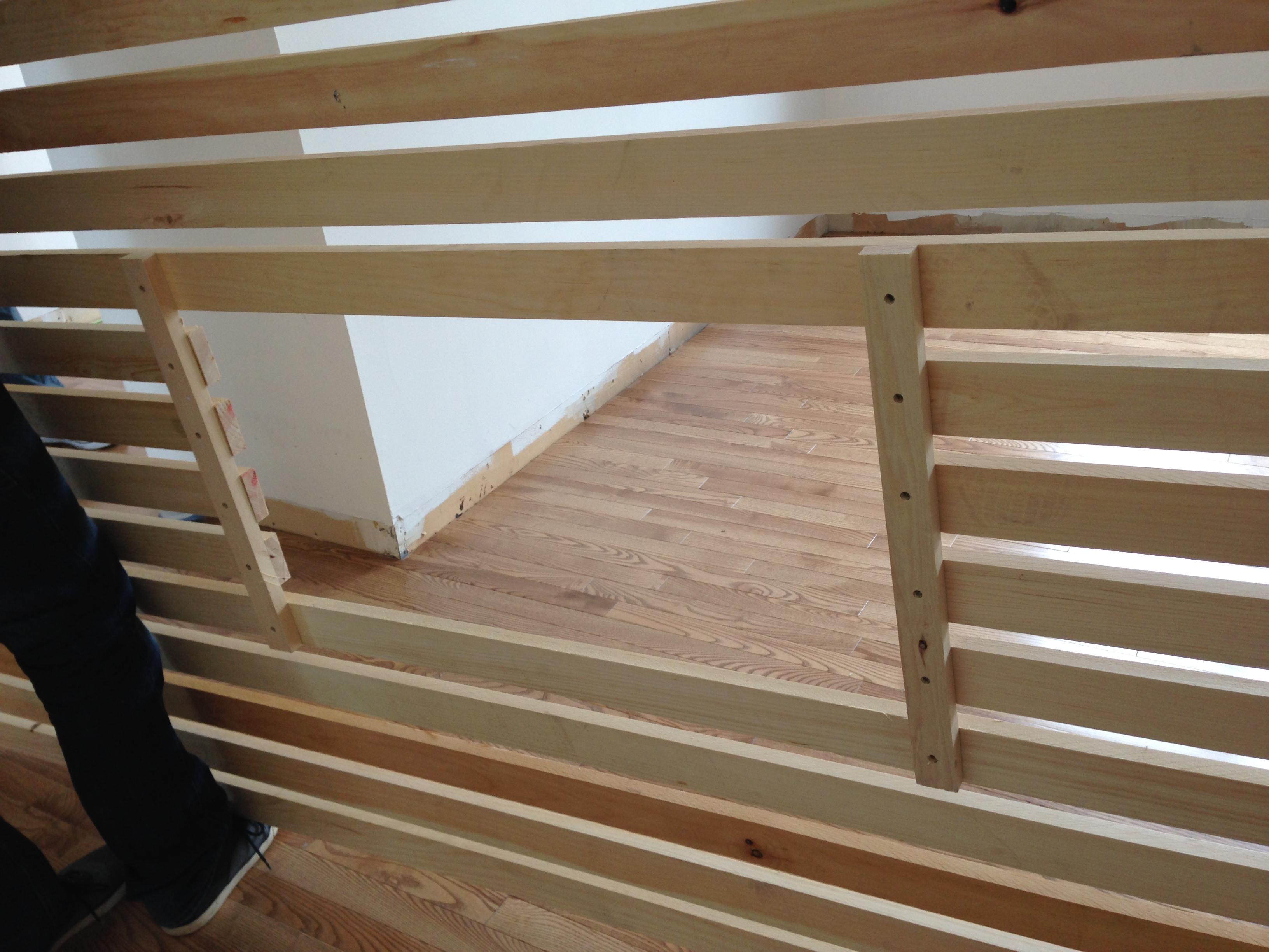 Wood Slat Wall ReImagine